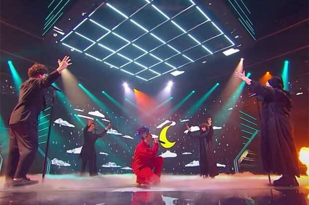Манижа приехала в Роттердам для участия в «Евровидении»