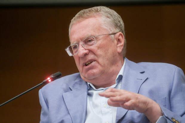 «Позор»: Жириновский резко раскритиковал Манижу за девятое место