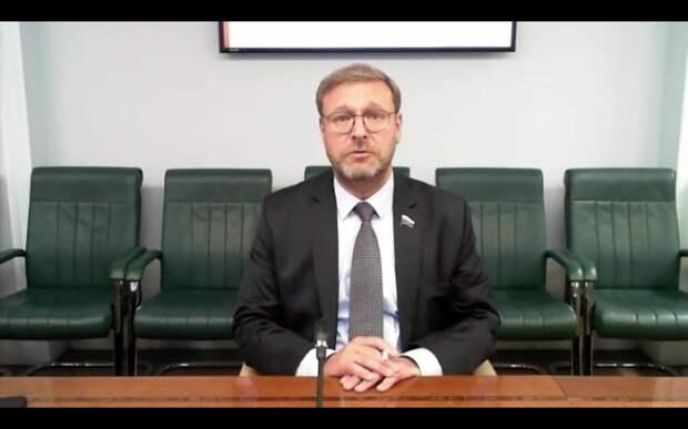 Константин Косачёв о том, как COVID меняет систему международных отношений