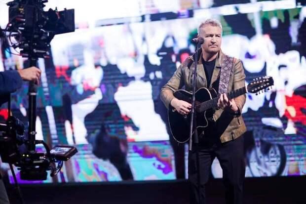 Российский музыкант Леонид Агутин победил в конкурсе авторов песен в США