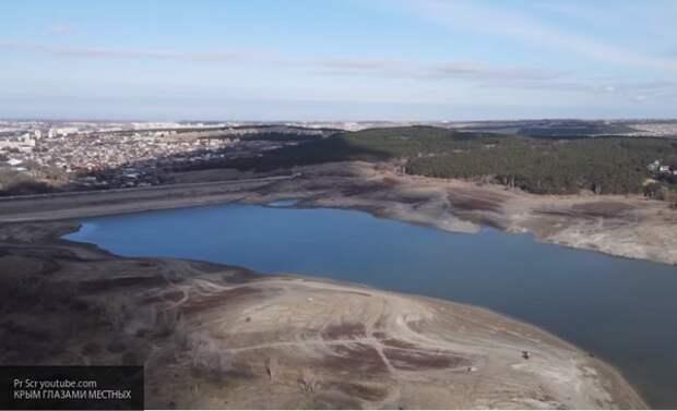 В России придумали, как ответить Киеву на водную блокаду Крыма