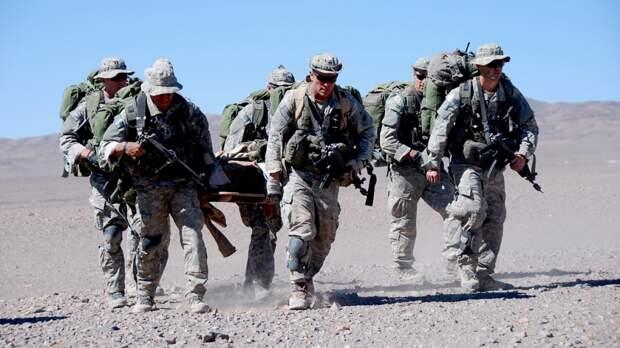 Россия напомнила США о противоправном пребывании американских военных в Сирии