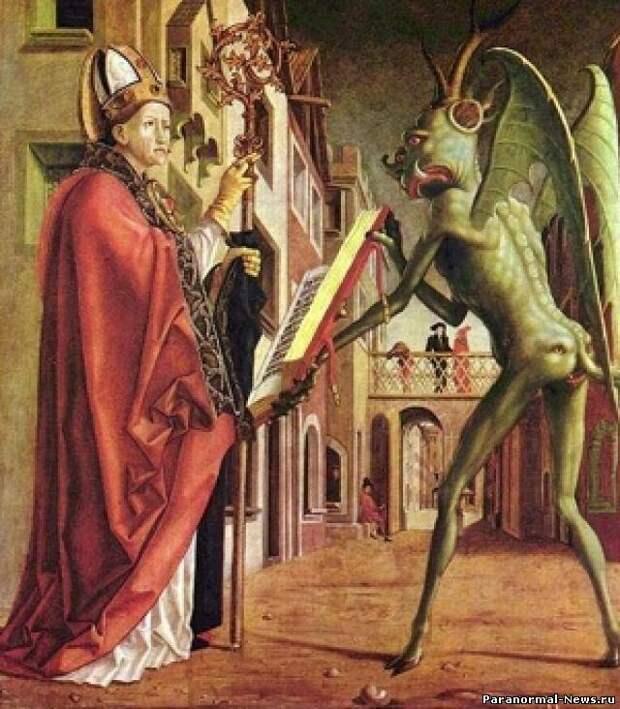 Люди, заключившие договор с дьяволом