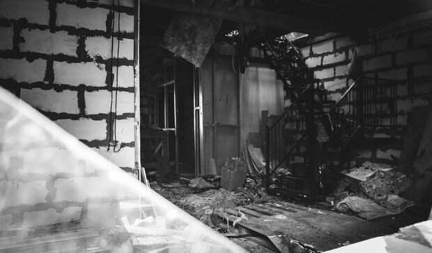 Трое танкистов заживо сгорели в доме в Свердловской области