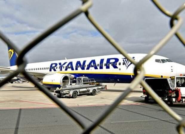 Названы два сценария реакции России и ЕС на инцидент с самолетом Ryanair