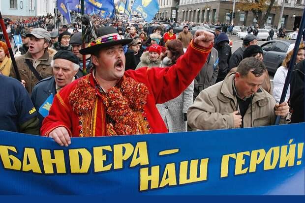 Свидомит: «цивилизационная задача Украины – быть анти-Россией»