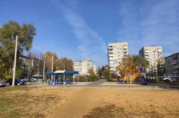 В Тамбове проверили ход работ по благоустройству города