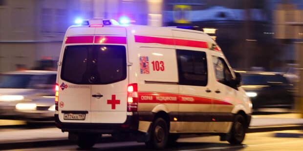 Солист Мариинки упал с самоката и потерял сознание, пытаясь объехать пешехода (ВИДЕО)