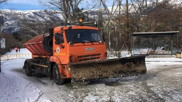 Прокурор накажет главу Ялты за скользкие дороги
