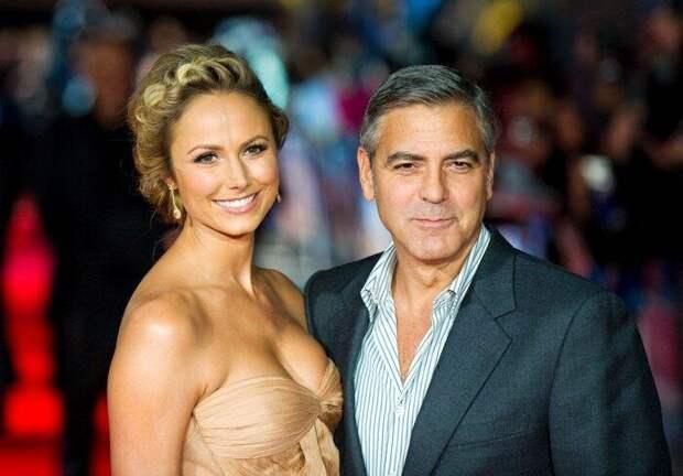 Главный красавчик Голливуда и его сногсшибательные женщины: 10 ярких романов Джорджа Клуни