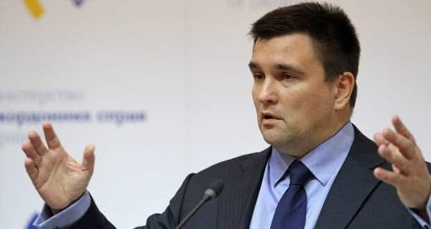 Климкин испугался слов Путина опревращении Украины в«анти-Россию»