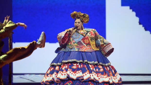 Заявка на финал: иностранные журналисты оценили Манижу на Евровидении
