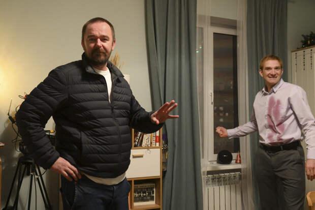 Юлия Пересильд и Андрей Бурковский сыграли пару в «Солнечной линии» Бориса Хлебникова