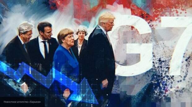 Возвращение России в G7? «Большая семерка» продемонстрировала несостоятельность без Москвы