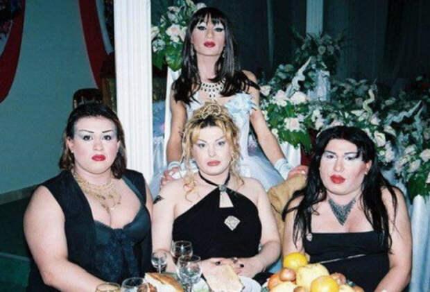 И смешно, и плакать хочется: 50 фото королев социальных сетей