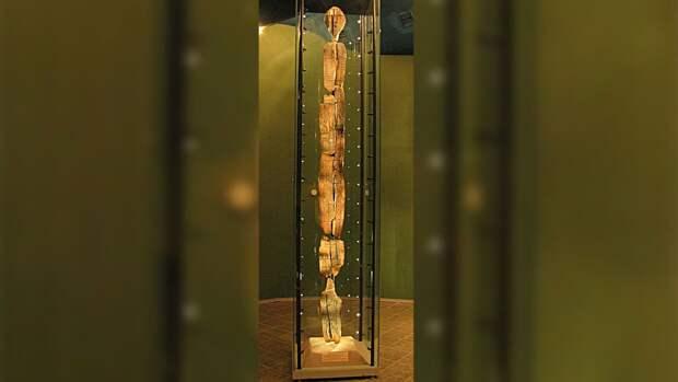 Российские ученые разгадали зашифрованные образы на Шигирском идоле