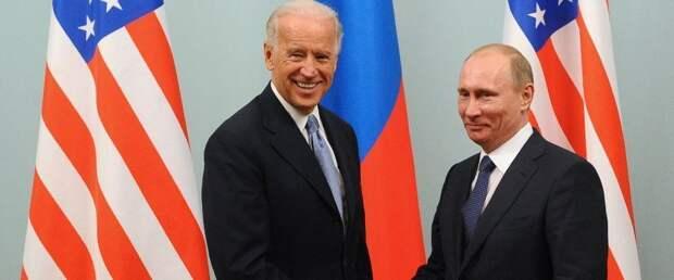 «Коммерсантъ» назвал возможное место встречи Путина и Байдена