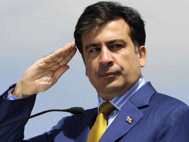 Саакашвили еще раз пообещал вернуться