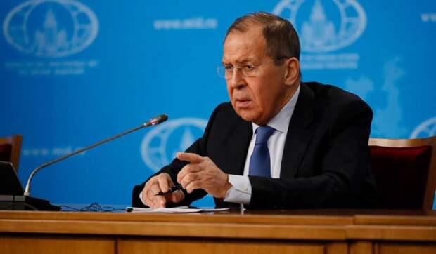 Лавров высказался о странностях на выборах президента США: В одни ворота