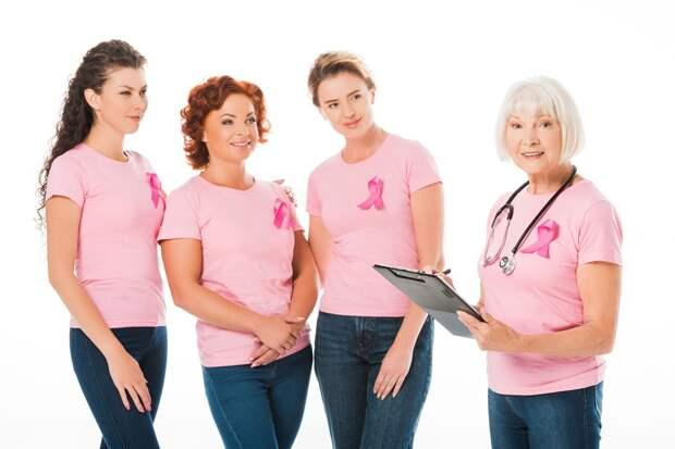 Пять правил, которые помогут защититься от рака груди