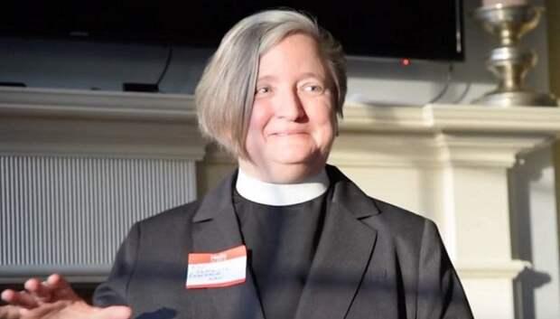 В США священница-лесбиянка возглавила Национальную федерацию по абортам