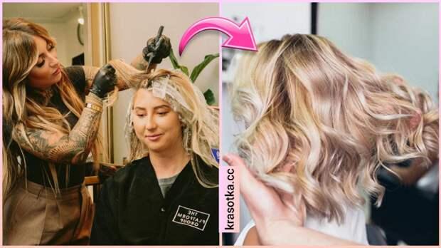 Секреты стилиста: что не скажут вам при окрашивании волос