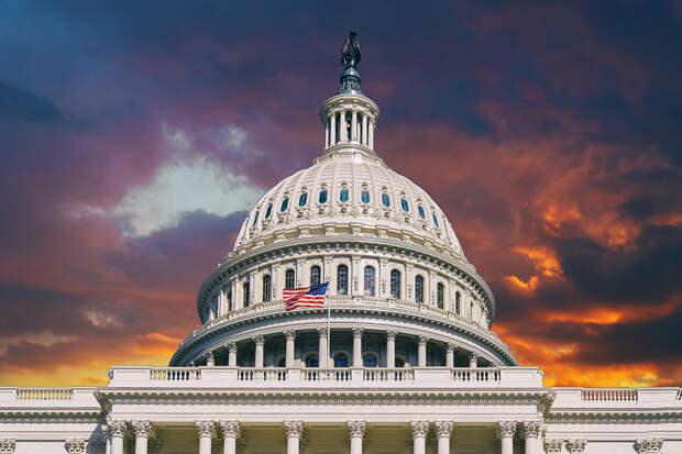 В США получили сообщение с угрозой атаковать здание Капитолия