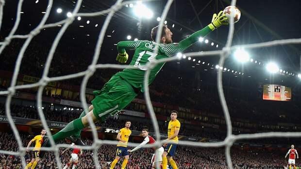 Облак: «Атлетико сделал все, чтобы выиграть Ла Лигу. Это не только моя заслуга, а всей команды»