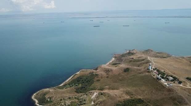 В Керченском проливе восстановлено судоходство