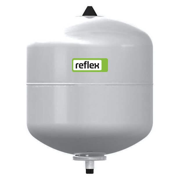 Расширительный бак для систем отопления Reflex — устройство, виды, монтаж