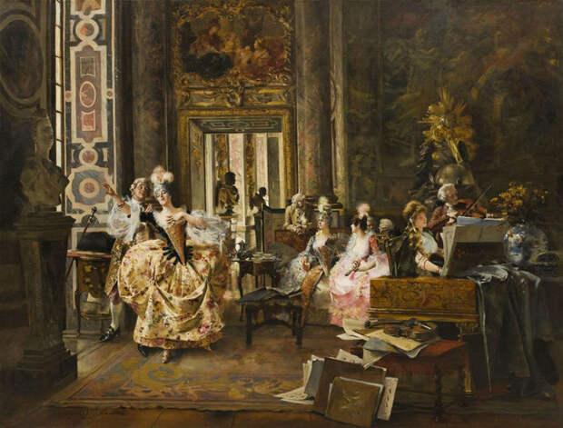 Как постучать, что носить, где сидеть: правила версальского этикета от Людовика XIV