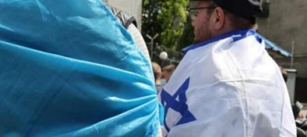 Офис президента запрещает проводить митинги в поддержку Израиля