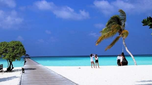 Мальдивам предрекли исчезновение к концу века