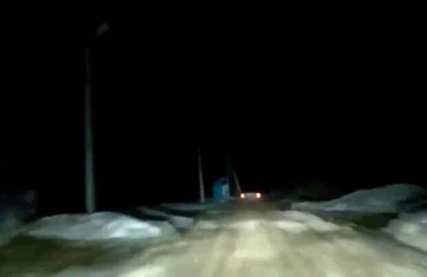 В Можге водитель и пассажир «Ауди» попытались скрыться в лесу от сотрудников ДПС