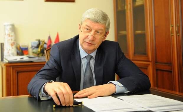 В 2020 году в столице введено 48 социальных объекта, построенных за счет федерального бюджета и инвесторов – Лёвкин