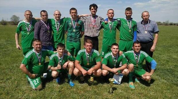 Спортсмены Джанкойского района открыли футбольный сезон
