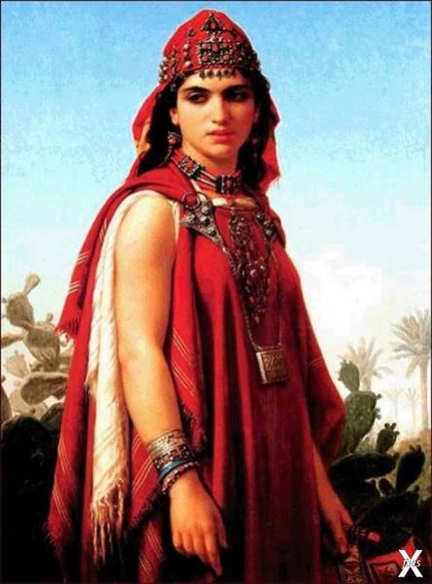 Ведьма-воин, которую боялись арабы