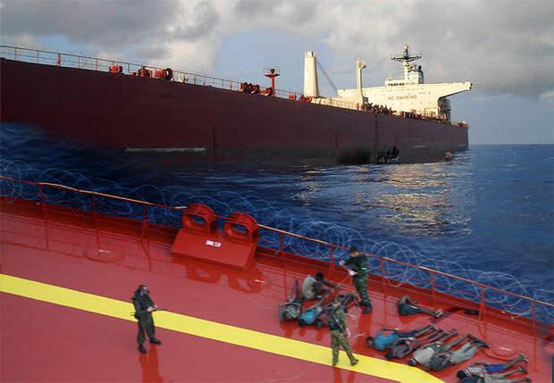 Освобождение танкера «Московский университет» от пиратов. Рассказ участников событий