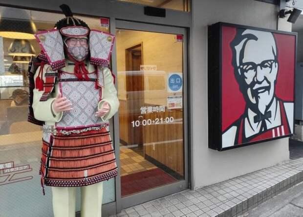 Интересные факты и фотографии о жизни в Японии (10 фото)