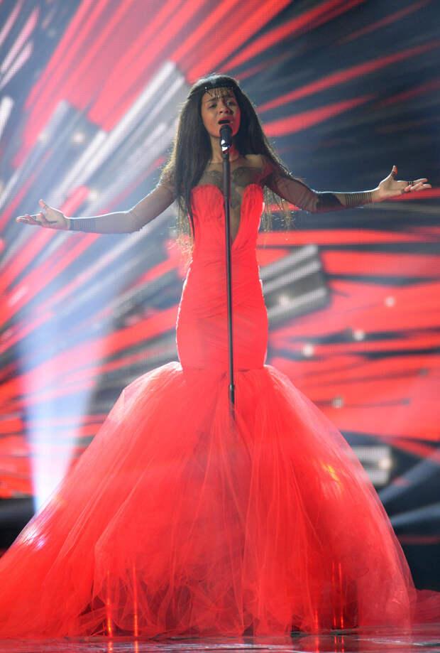 Самые невероятные платья «Евровидения», которые стоит увидеть каждому
