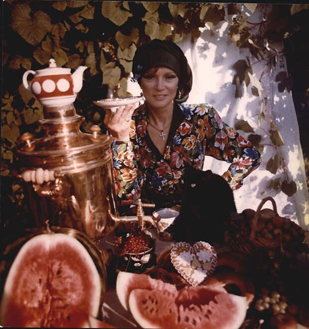"""12. В том же 1983 году Людмила Гурченко была признана лучшей актрисой года по опросу журнала """"С"""