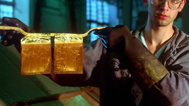 """Два года бьём рекорды по вывозу золота – Силуанова внезапно """"осенило"""""""