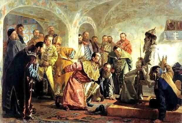Что Иван Грозный делал с пленными Ливонской войны