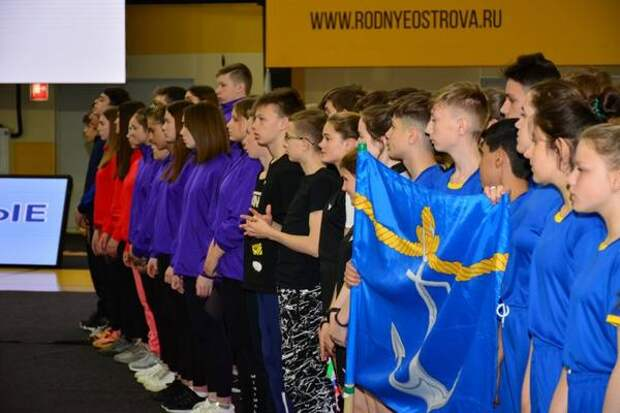 """В """"Президентских спортивных играх"""" примут участие 10 команд со всего Сахалина"""