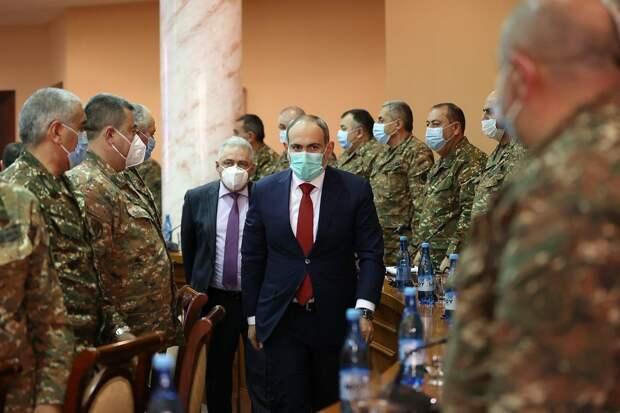 Как Армения протестует против Пашиняна