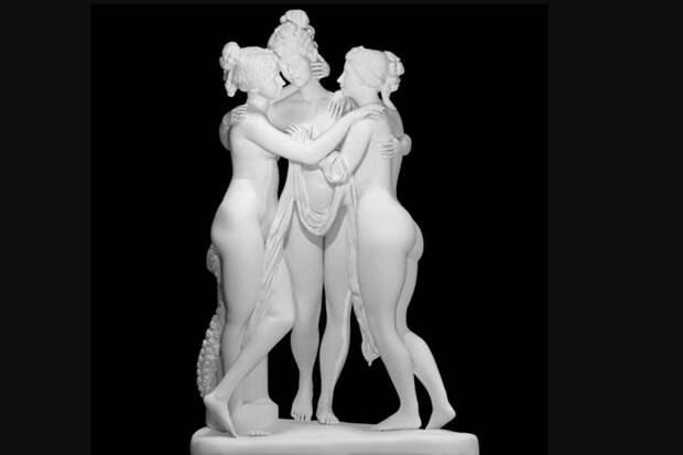 Есть 18000 сканов произведений, можно скачать и распечатать в 3D бесплатно!