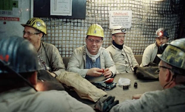 Крыса помогла шахтеру