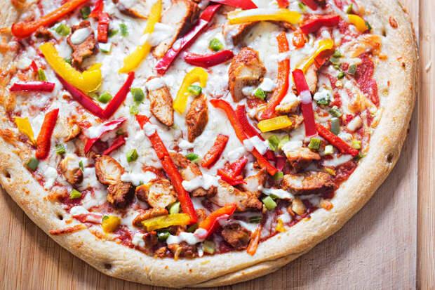 5 необычных рецептов пиццы
