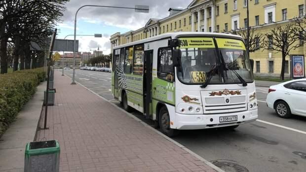 Новую сеть маршрутов городского транспорта запустят в Санкт-Петербурге 15 июля 2022 года