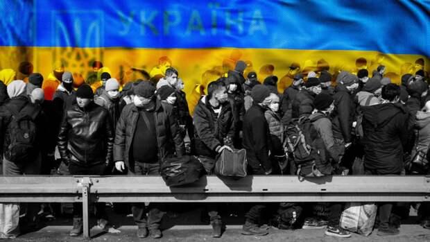Многих мигрантов из Украины в июне ждет массовая депортация из РФ